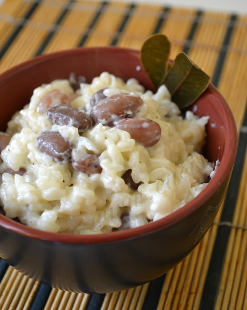 riso al latte e fagioli ricatte (6)