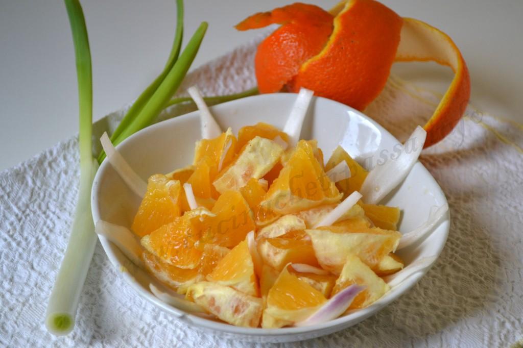 ricetta siciliana insalata d'arance (2)