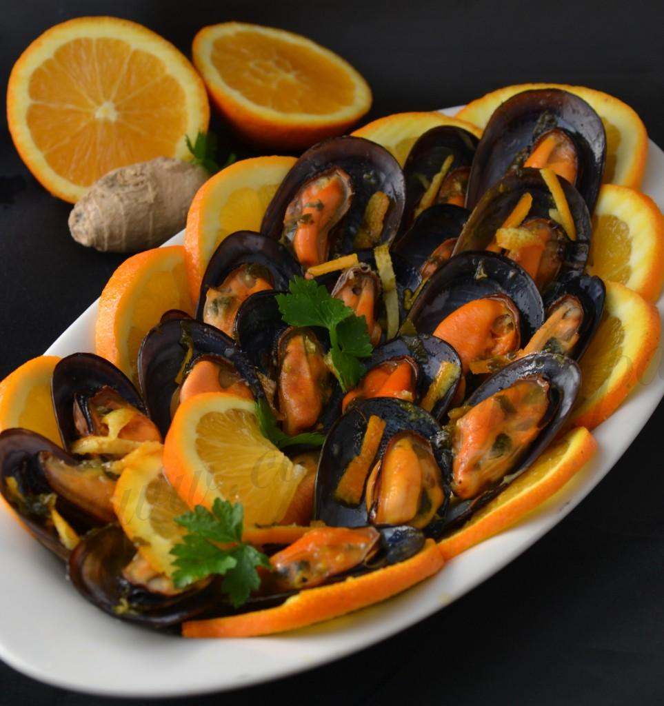ricetta cozze all'arancia (10)