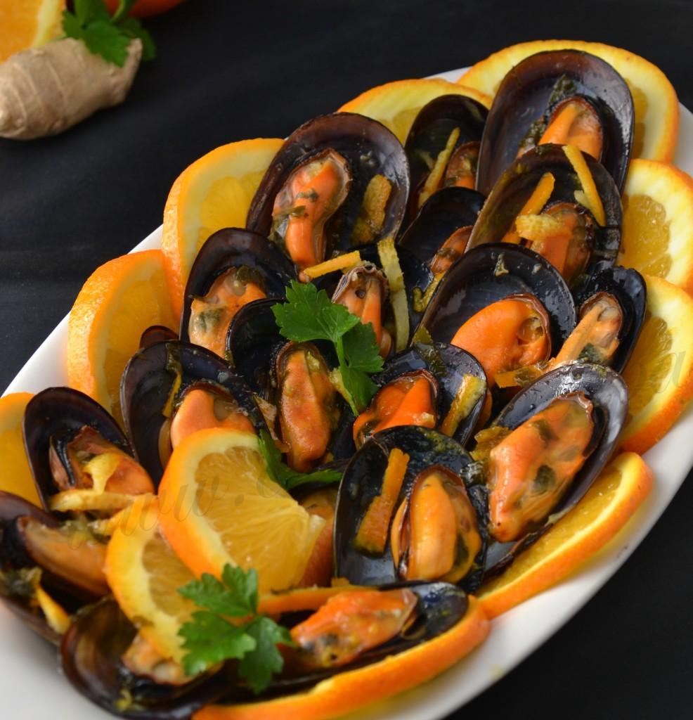 ricetta cozze all'arancia (9)