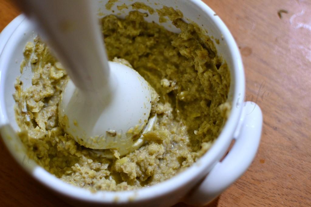 ricetta purè di carciofini (1)