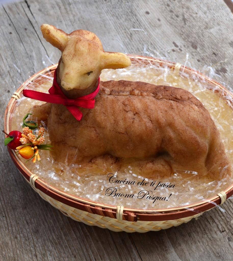 ricetta pecorella di marzapane (21)