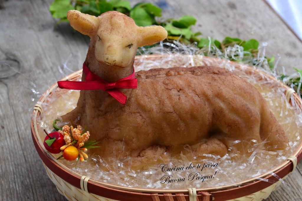 ricetta pecorella di marzapane (30)