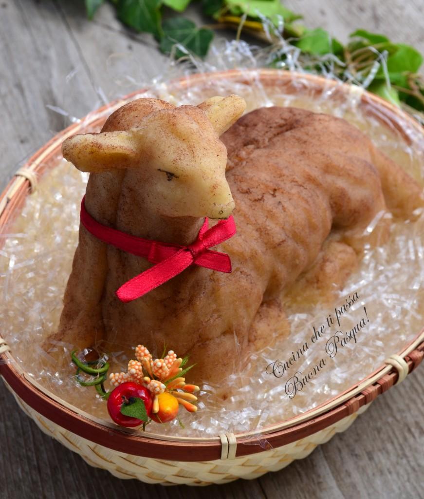 ricetta pecorella di marzapane (35)