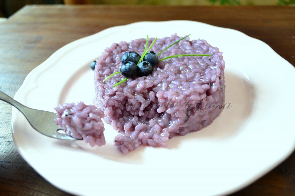 ricette risotto ai mirtilli (1)