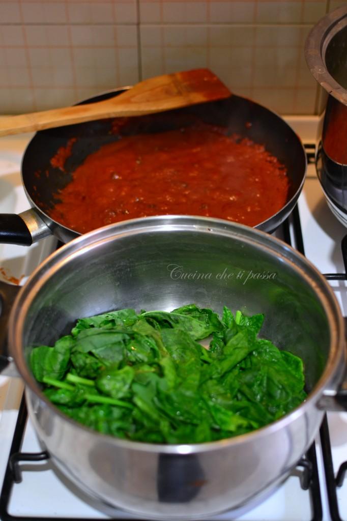 ricetta spinaci alla partenopea (2)