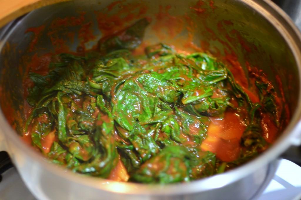 ricetta spinaci alla partenopea (3)