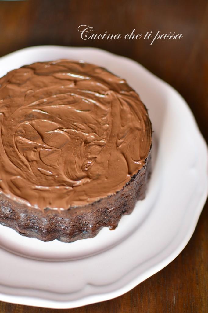 ricetta torta allo yogurt e cacao (30)