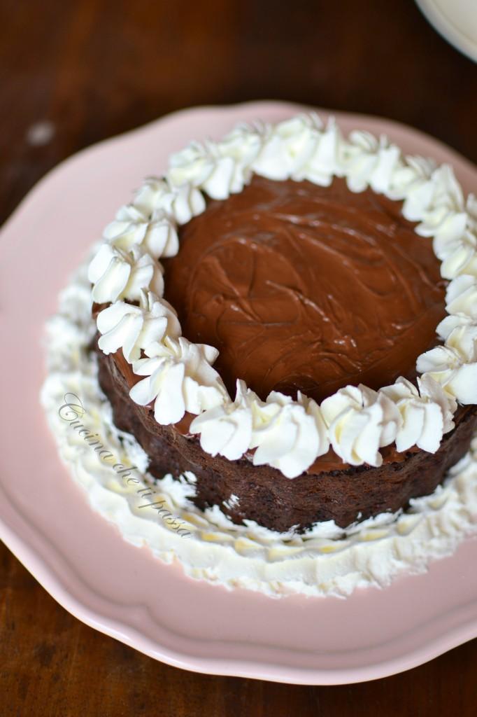 ricetta torta allo yogurt e cacao (48)
