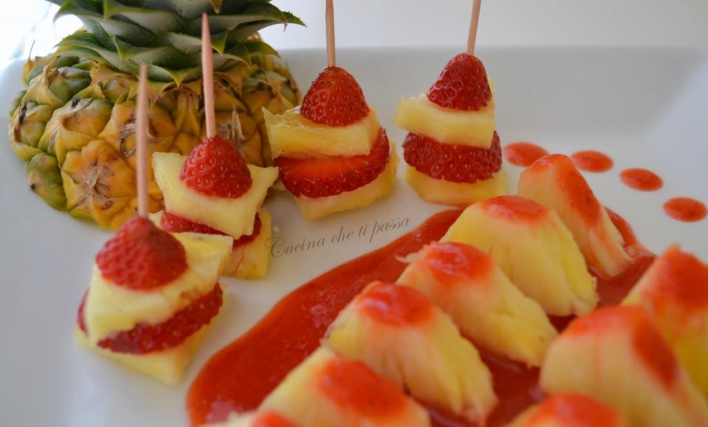 ricette con ananas e fragole (24)