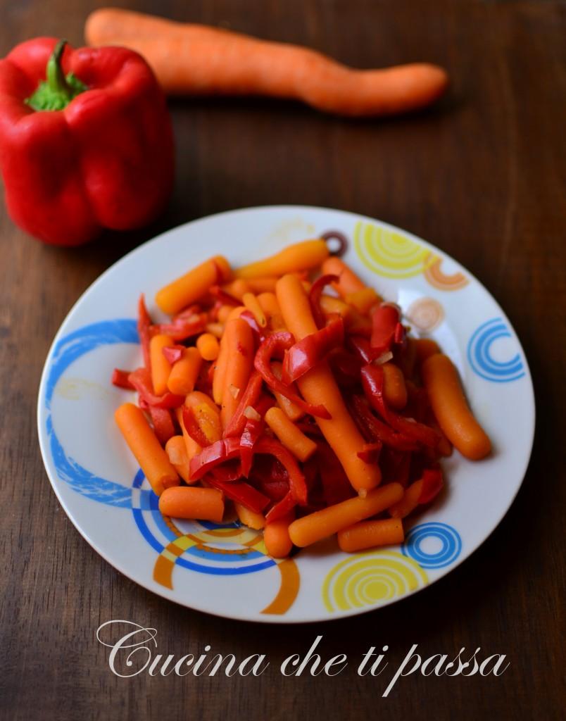 ricetta cpeperoni e carote (5)