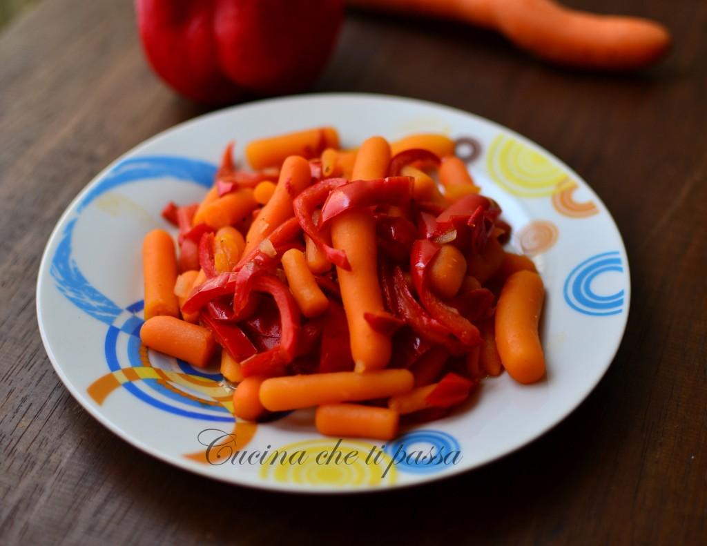 ricetta cpeperoni e carote (7)