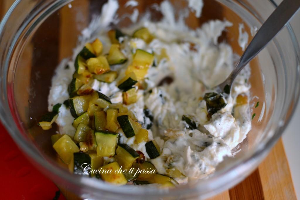 ricetta fiori di zucca ripieni cotti al vapore (2)