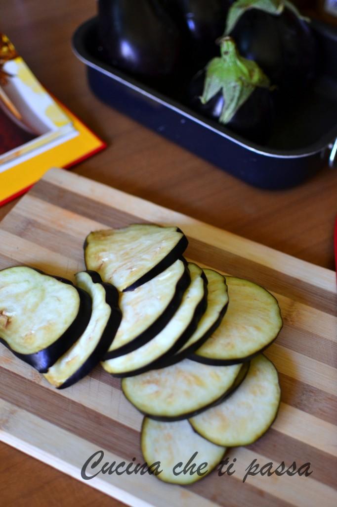 Insalata di melanzane alla griglia ricetta light (2)