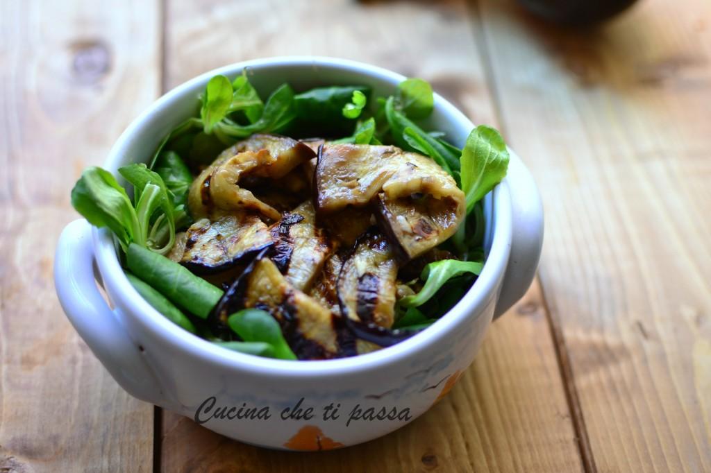 Insalata di melanzane alla griglia ricetta light (23)