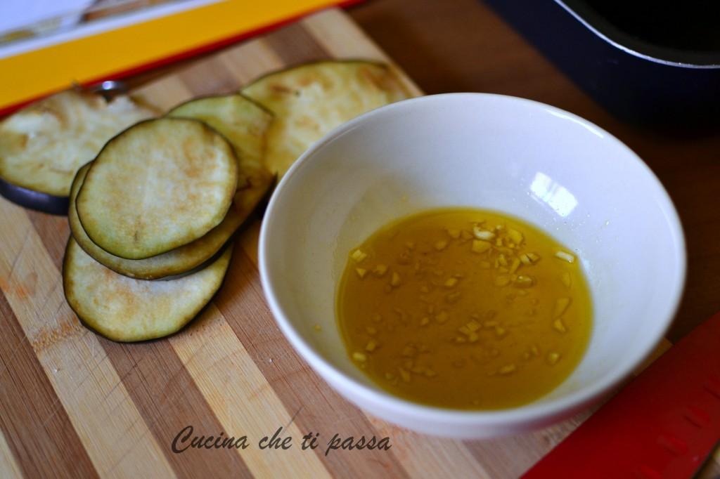 Insalata di melanzane alla griglia ricetta light (5)