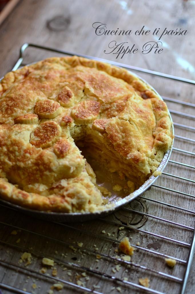 Apple pie ricetta torta di mele americana (99)