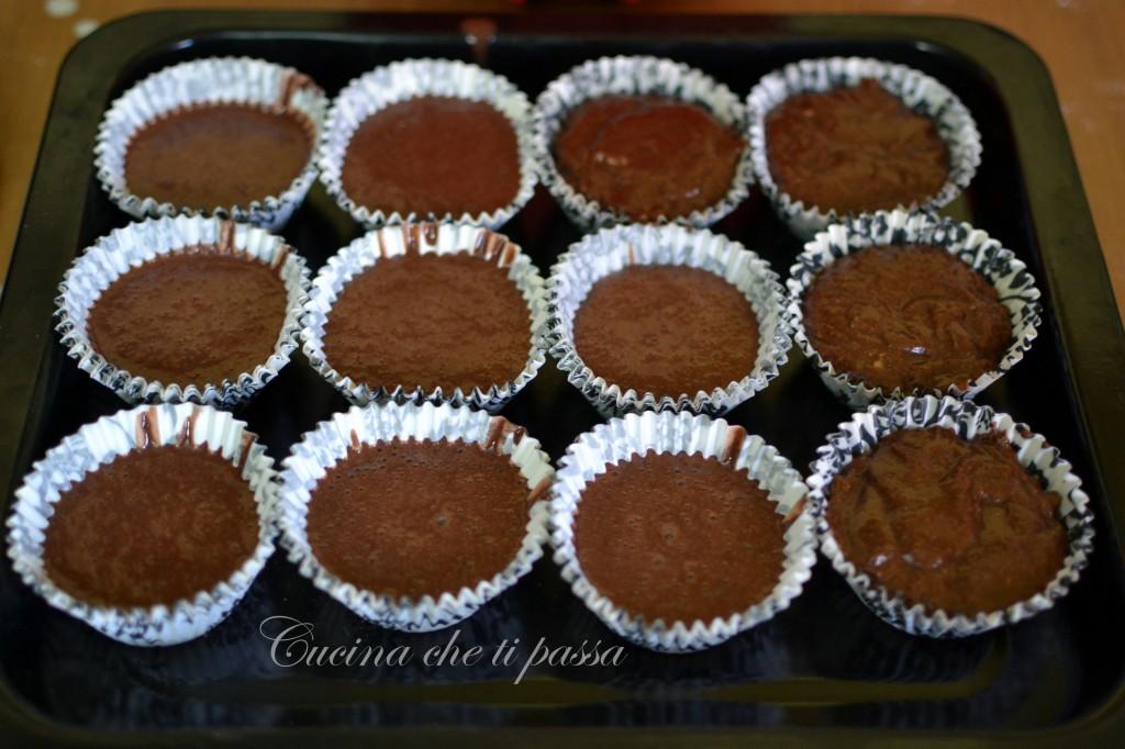 cupcake alla nutella ricetta (3)