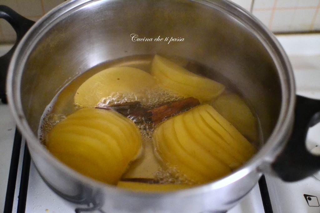ricetta mele cotte nel vino (2)