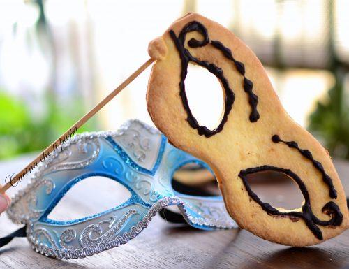 Biscotti maschere veneziane