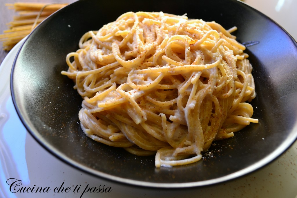 spaghetti con yogurt e paprika ricetta light (29)