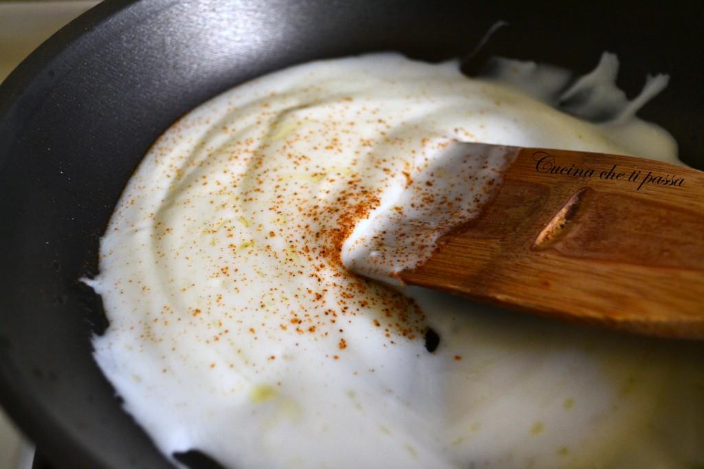spaghetti con yogurt e paprika ricetta light (3)