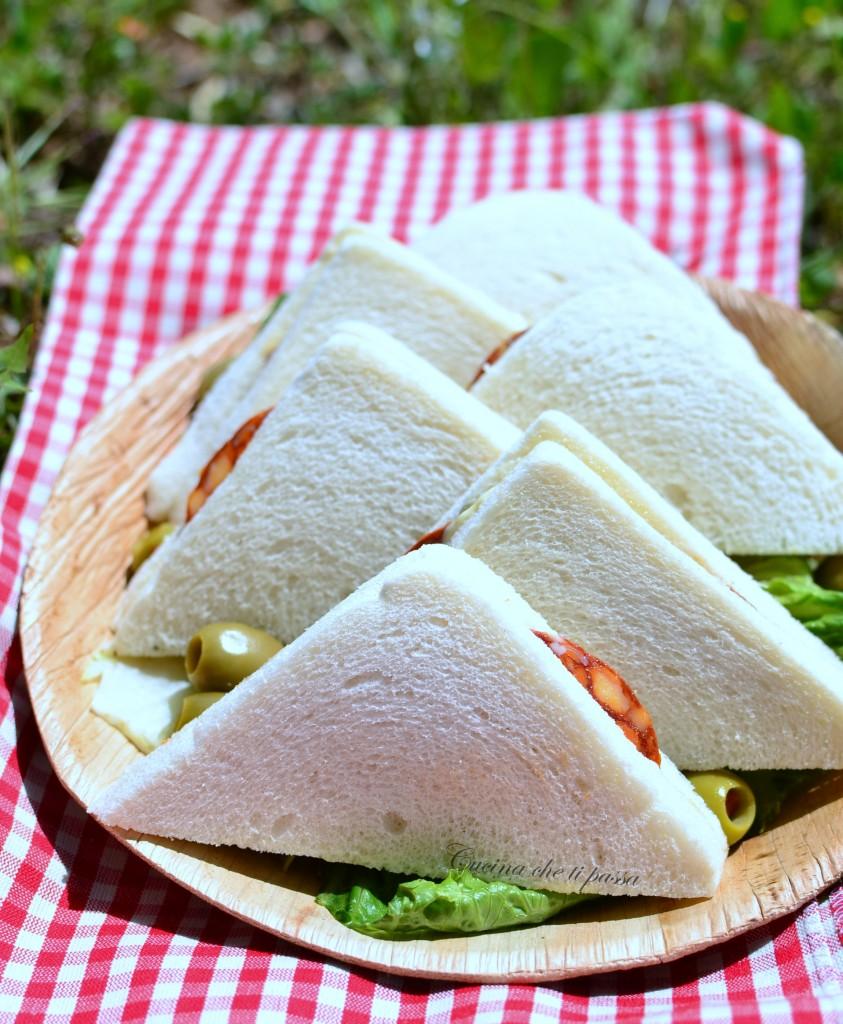 ricetta tramezzini con salame e carciofini (2)