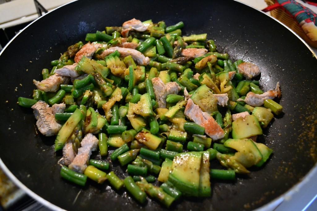 cous cous con tacchino e verdure ricetta light (4)