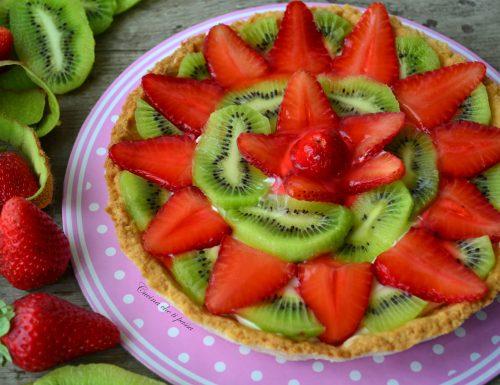Crostata ricca alla frutta