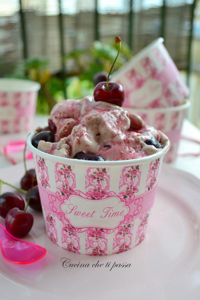 gelato alle ciliegie ricetta (11)