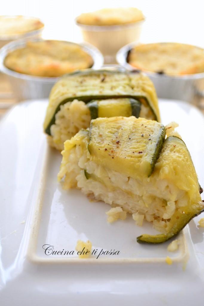 timballi di riso con mozzarella e zucchine ricetta (43)