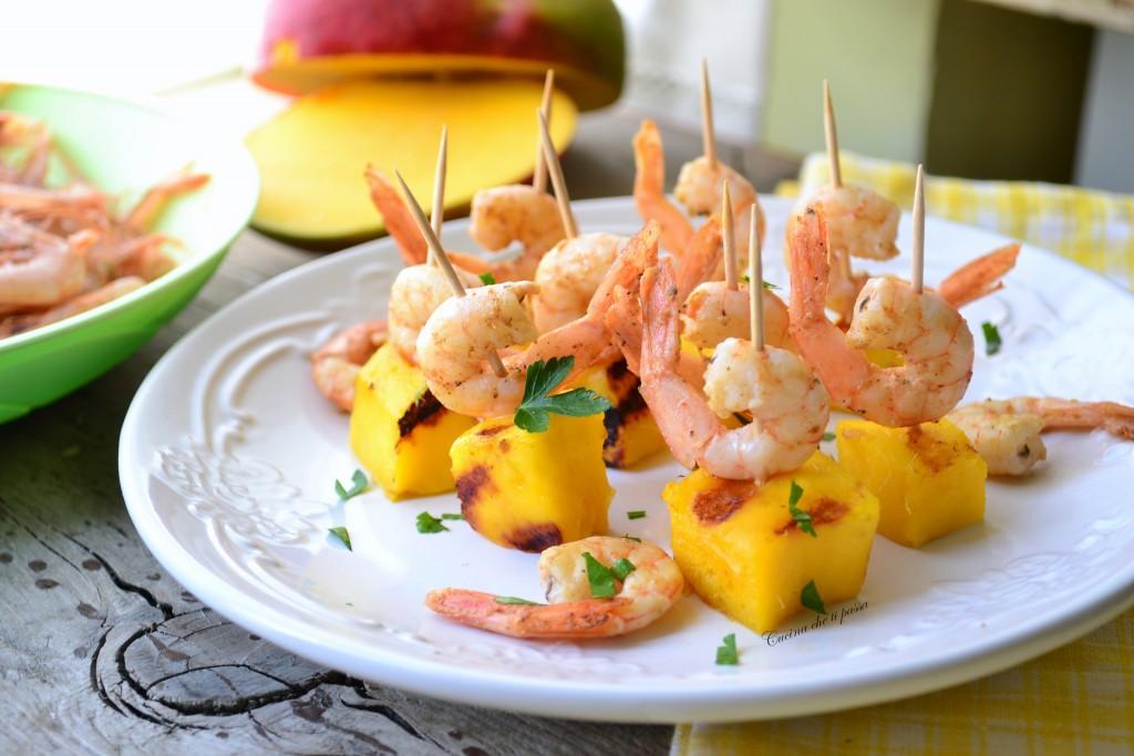 antipasti di mango e gamberetti ricetta (27)