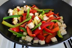 peperonata con melanzane non fritta (4)