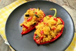 peperoni ripieni di cous cous ricetta (17)