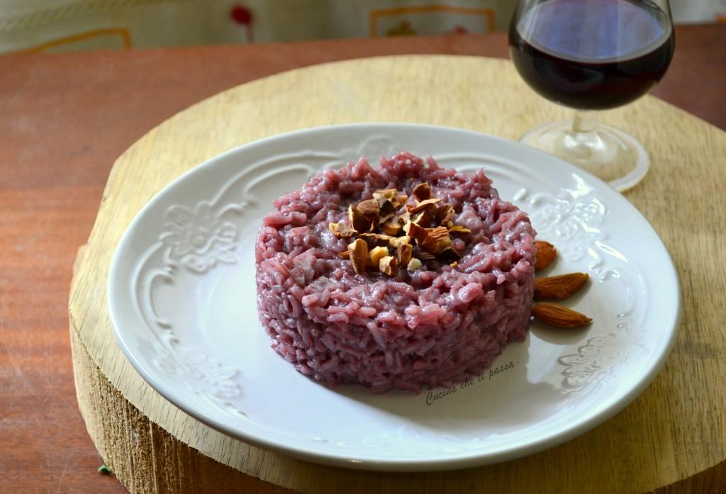 risotto al nero d'avola ricetta (4)