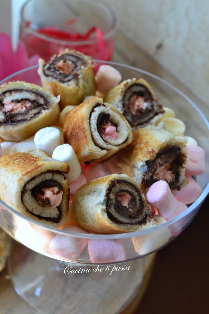 rotolini con nutella e marshmallows (10)