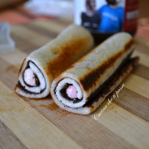 rotolini con nutella e marshmallows (5)