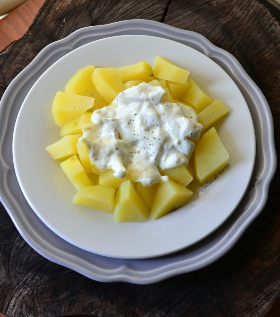 insalata di patate e yogurt ricetta (25)