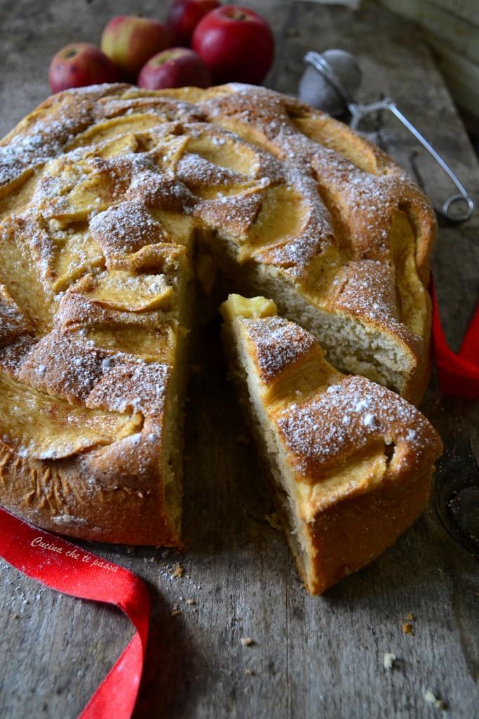 torta di mele senza burro ricetta (1)