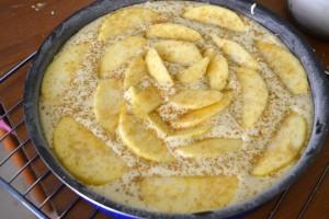 torta di mele senza burro ricetta (5)