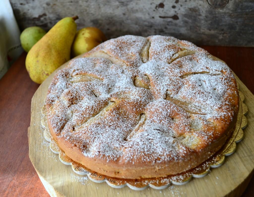 torta morbida alle pere ricetta (1)