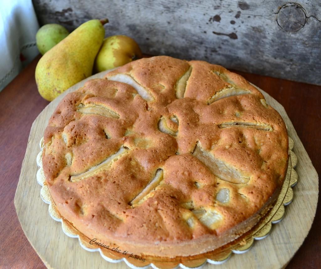 torta morbida alle pere ricetta (25)