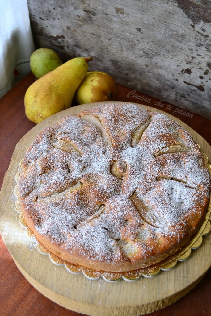 torta morbida alle pere ricetta (31)