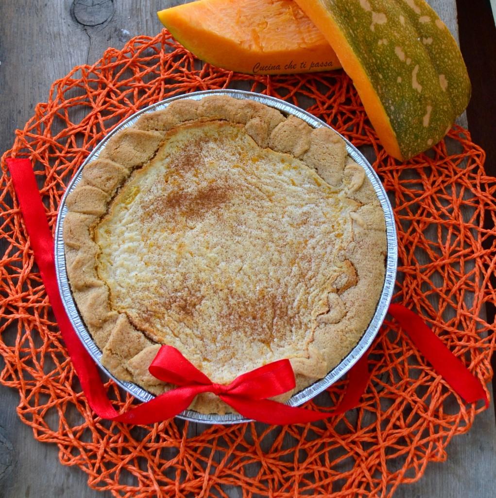 pumpkin pie torta di zucca ricetta (36)