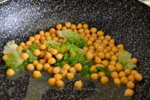 quinoa con ceci e verza ricetta (2)
