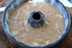 torta con yogurt e pere ricetta (3)