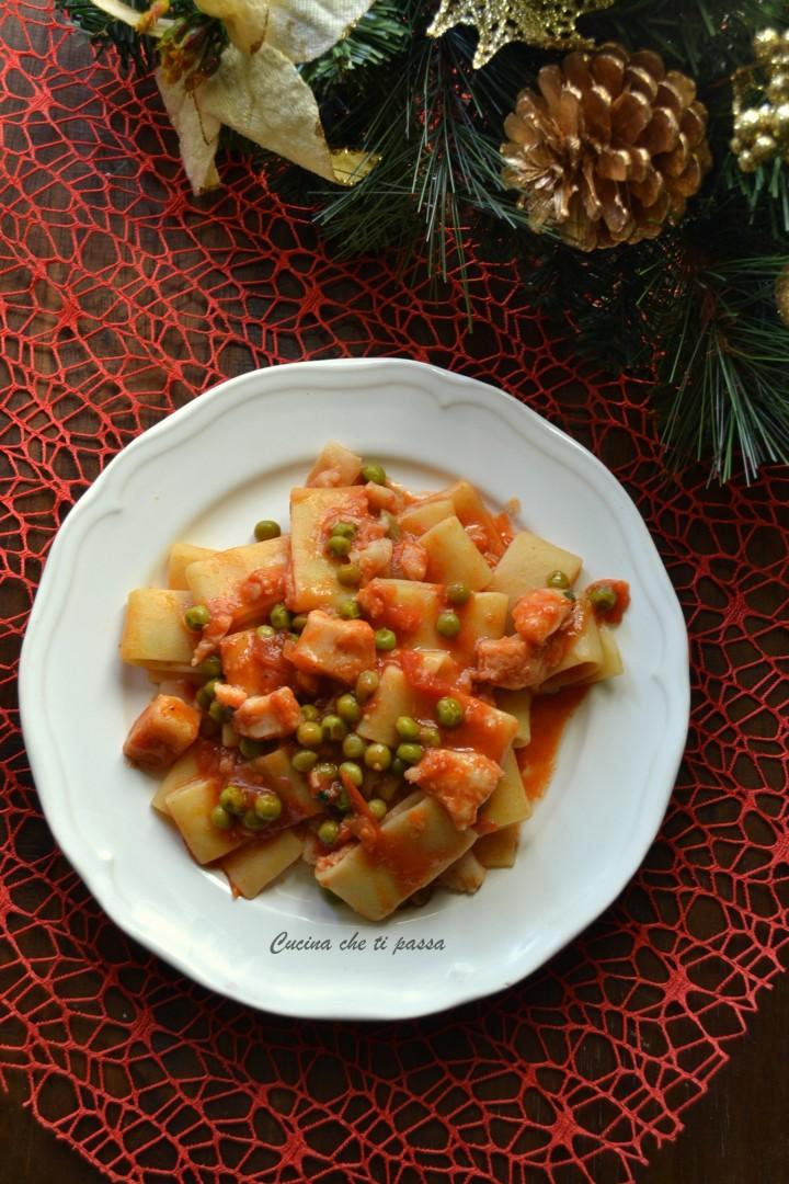 calamarata con persico e piselli (14)