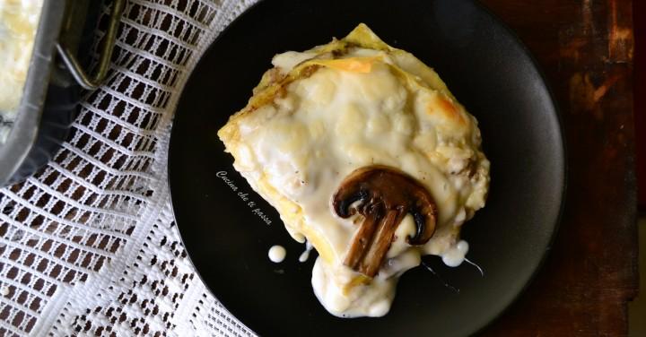 lasagne ai funghi ricetta (1)