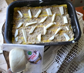 lasagne ai funghi ricetta (5)