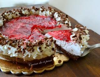 torta-fredda-al-lampone-e-cioccolato-ricettaù-26-1024x791